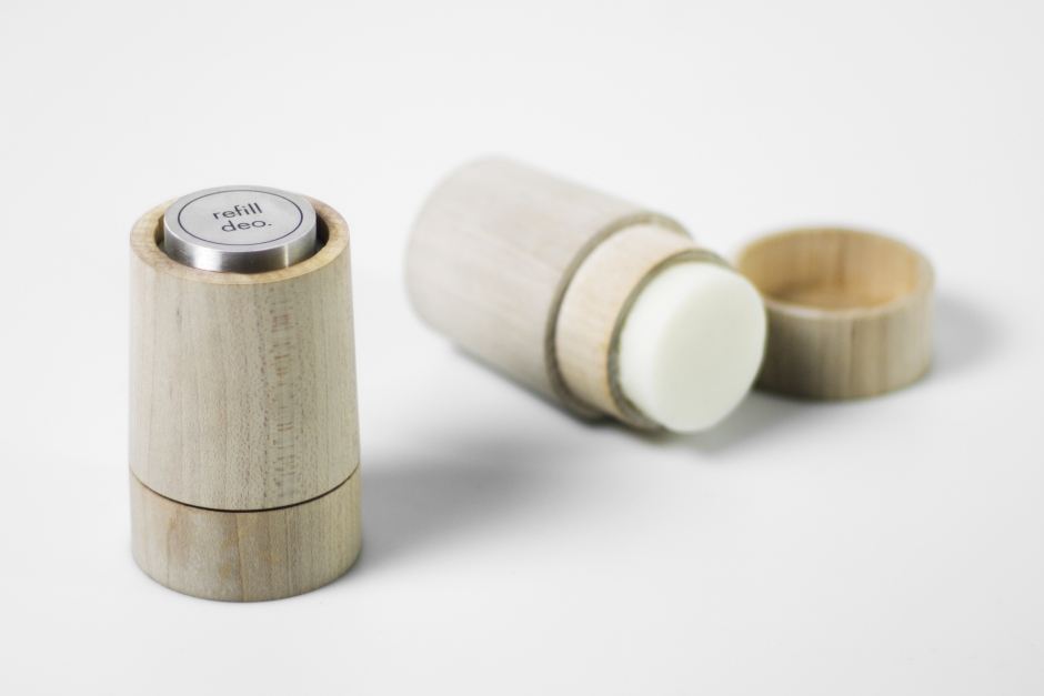 Refill deo – A refillable deodorant | Erik Ebberstein